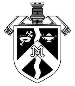 Mercy High School (Connecticut) - Mercy High School Crest