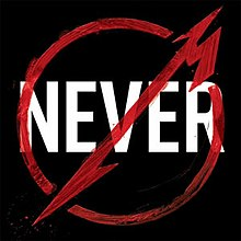 Metallica Through the Never cover