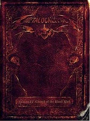Metalocalypse (season 4) - Image: Metalocalypse Season 4 cover