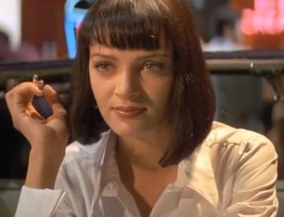 character in the movie Pulp Fiction