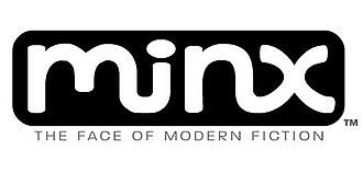Minx (comics) - Image: Minx comics logo