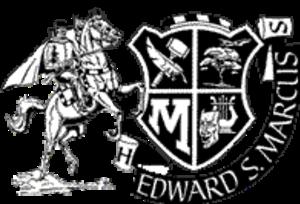 Edward S. Marcus High School - Image: Mlogobwt