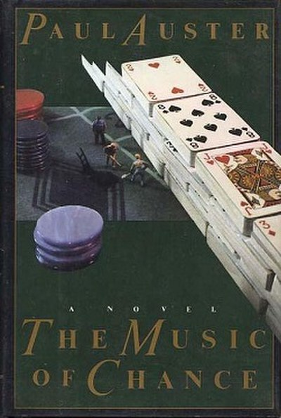 Picture of a book: The Music Of Chance
