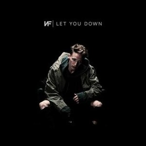 Let You Down (NF song) - Image: NF let you down single cover
