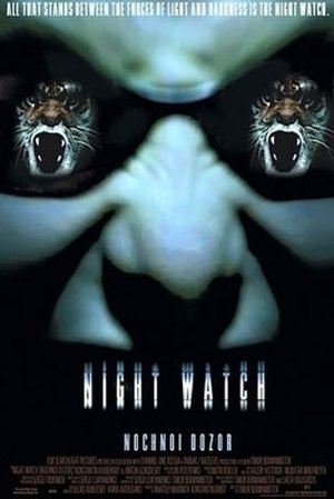 Cinema of Russia - Night Watch poster