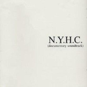 N.Y.H.C. (film) - Image: Nyhccoundtrack