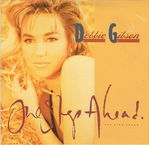 One Step Ahead (Debbie Gibson song) - Image: One Step Ahead Debbie Gibson