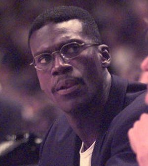 Orlando Woolridge - Woolridge during his tenure coaching the Los Angeles Sparks