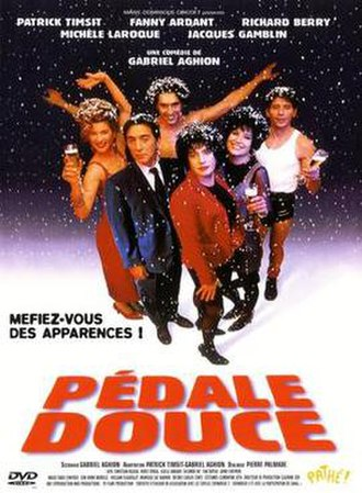 Pédale douce - DVD cover