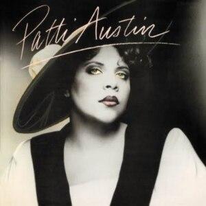 Patti Austin (album) - Image: Patti Austin Album