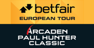European Tour 2012/2013 – Event 1 - Image: Paul Hunter Classic 2012 Logo 2
