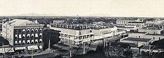 Central Avenue, Phoenix, Arizona, 1908