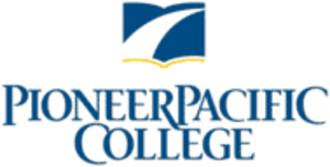 Pioneer Pacific College - Image: Pioneer Pacific College Logo
