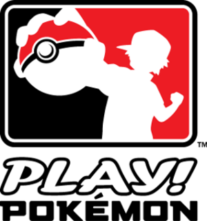 Play! Pokémon - Image: Play! Pokémon logo