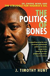 Front cover of The Politics of Bones.