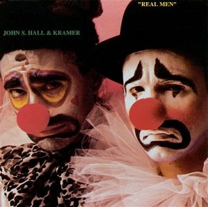 Real Men (album) - Image: Real Men (John S. Hall and Kramer album) coverart
