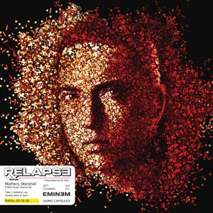 Relapse (Eminem album) - Image: Relapse (album)