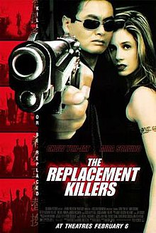 UBICE U CIVILU - The Replacement Killers (1998)