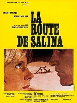 Road to Salina - Theatrical release poster