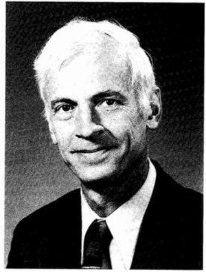 Robert H. Wentorf Jr. - Image: Robert Wentorf Jr. portrait
