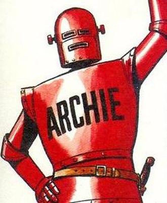 Robot Archie - Image: Robot Archie