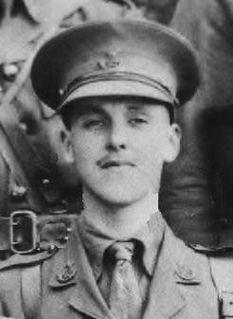Roland Bradford Recipient of the Victoria Cross