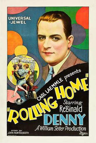 Rolling Home (1926 film) - Image: Rolling Home (1926 film)
