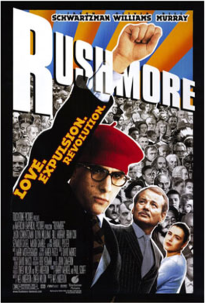 Picture of a movie: Rushmore