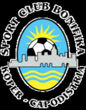 SC Bonifika - Club crest