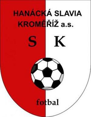 SK Hanácká Slavia Kroměříž - Image: SK Hanácká Slavia Kroměříž logo