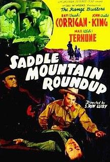 <i>Saddle Mountain Roundup</i> 1941 film by S. Roy Luby