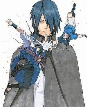 Sasuke Uchiha - Image: Sasuke Kishimoto