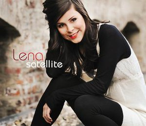 Satellite (Lena Meyer-Landrut song) - Image: Satelliteeuropeancov er