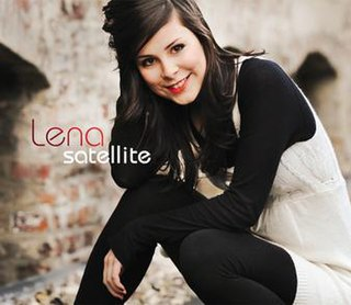 Satellite (Lena Meyer-Landrut song) 2010 song by Lena Meyer-Landrut