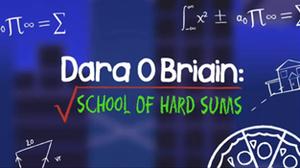 Dara Ó Briain: School of Hard Sums - Image: School of Hard Sums