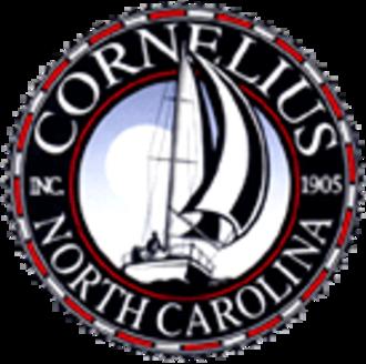Cornelius, North Carolina - Image: Seal of Cornelius, North Carolina
