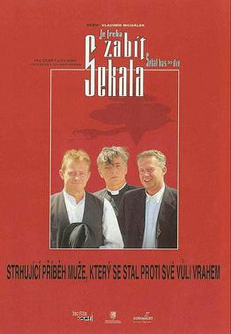 Sekal Has to Die - Czech Poster