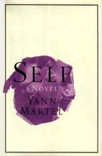 <i>Self</i> (novel) book by Yann Martel