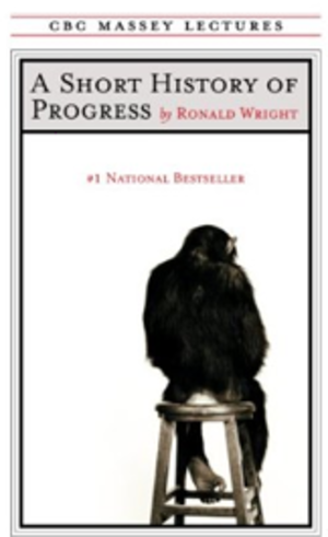 A Short History of Progress - Image: Short History of Progess cover