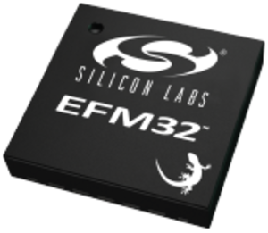 EFM32 - Silcion Labs' EFM32