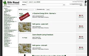 Silk Road (marketplace) - Wikipedia