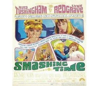 <i>Smashing Time</i> British film
