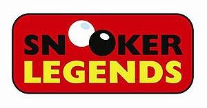 Snooker Legends - Logo of the Snooker Legends tour