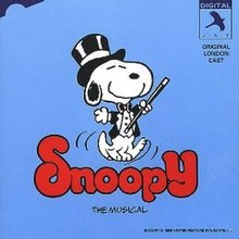 snoopy the musical wikipedia