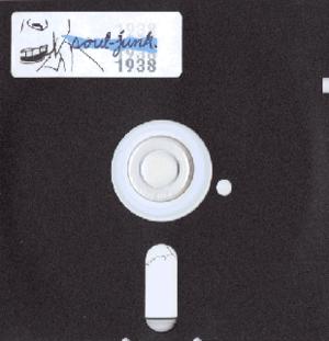 1938 (EP) - Image: Soul Junk 1938 No Sleeve