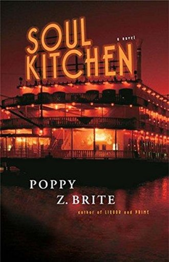 Liquor (novel series) - Image: Soul kitchen novel