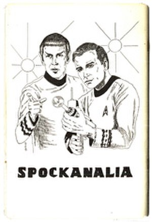 Fan fiction - The Star Trek fanzine Spockanalia contained the first fan fiction in the modern sense of the term.