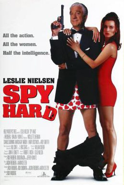 Picture of a movie: Spy Hard