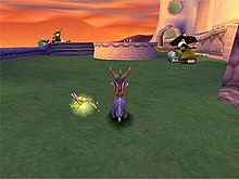 Spyro the Dragon - Wikipedia
