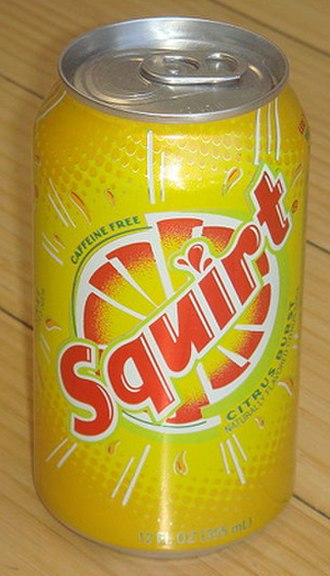 Squirt (soft drink) - Image: Squirt